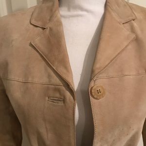 Wilsons Suede Jacket. Lightly worn. Sz S
